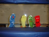 14-15 Sock Puppet Show Gallery