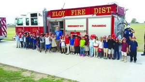 2015 Eloy Fire Day