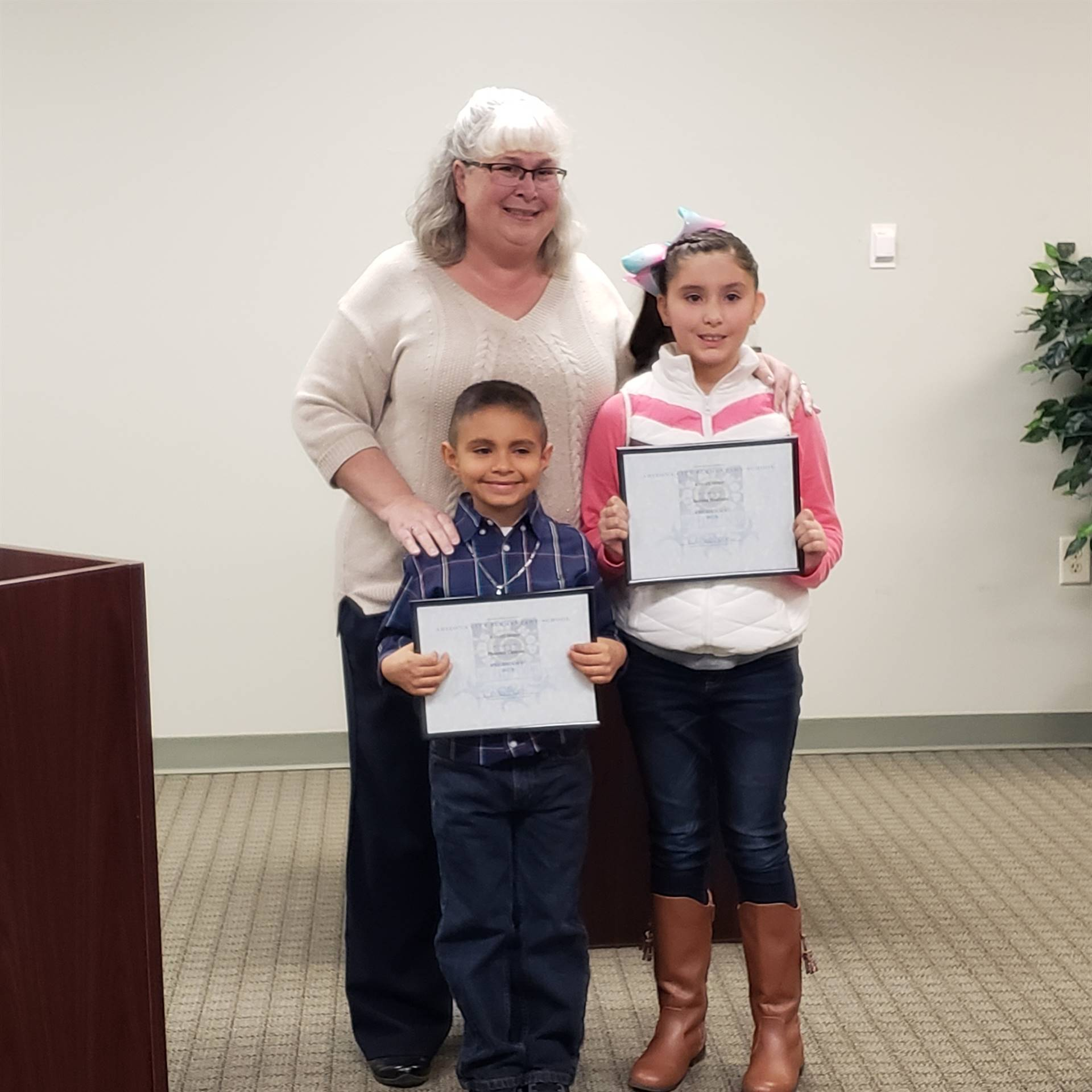 February Aces of the Month