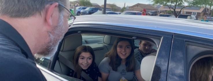 Drive Thru 8th Grade Promotion